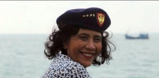 Cerita Inspiratif Singkat Ibu Susi Pudjiastuti